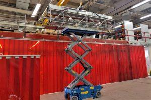 Module One voor veilig monteren van modulaire systemen