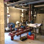 renovatie technische ruimte