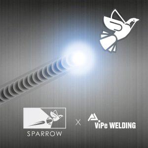 Sparrow x ViPe Welding